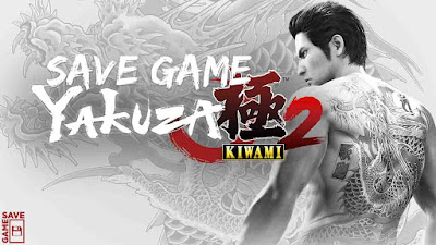 yakuza kiwami 2 save file pc