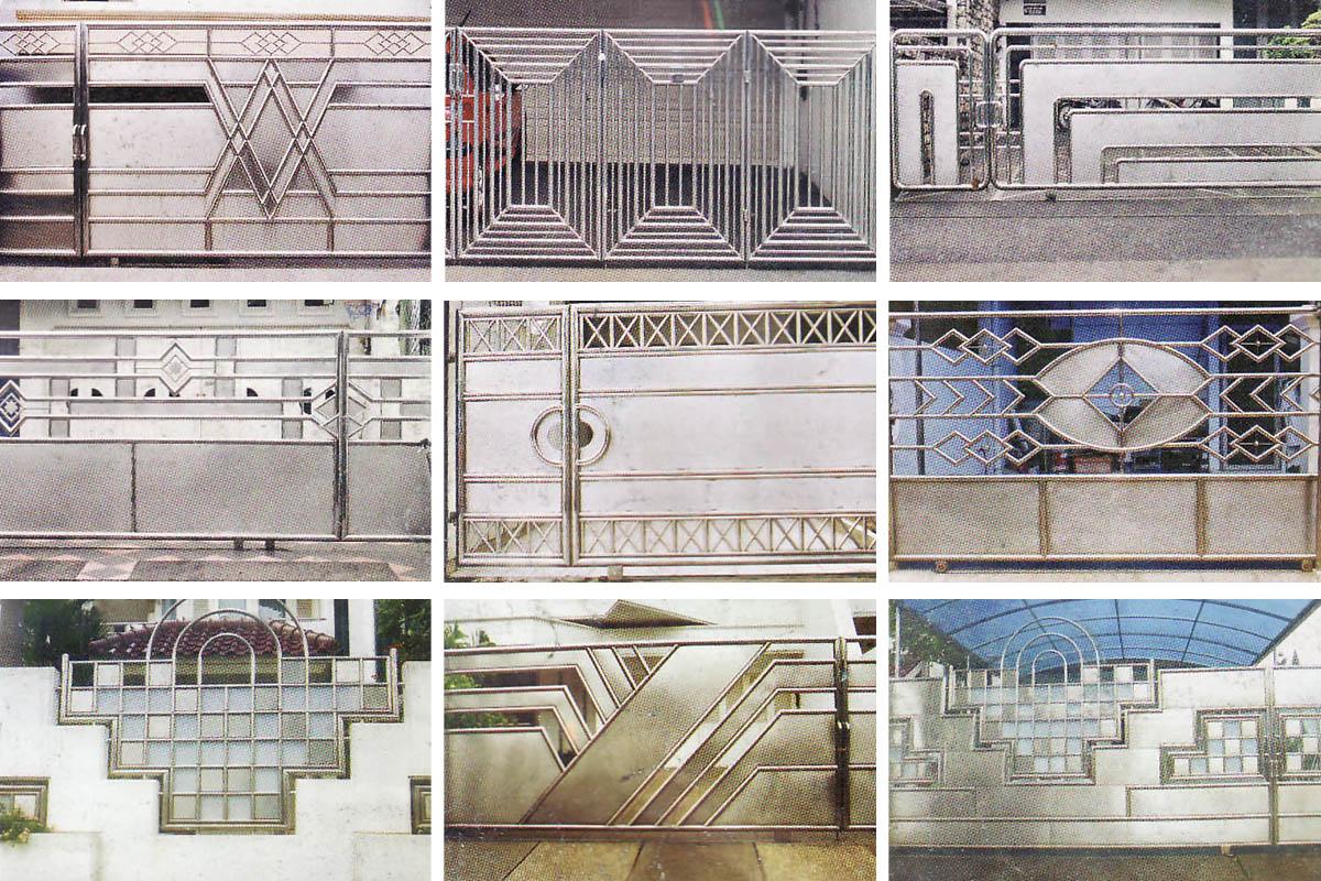 pagar minimalis modern,teralis dan canopy: Produk Kami ...