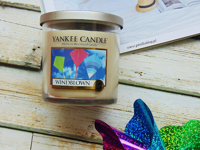 Windblown, Yankee Candle