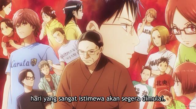 Chihayafuru Season 3 Episode 07 Subtitle Indonesia