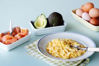 وصفات وأكلات كيتو دايت للإفطار بالصور (فطور كيتوني)