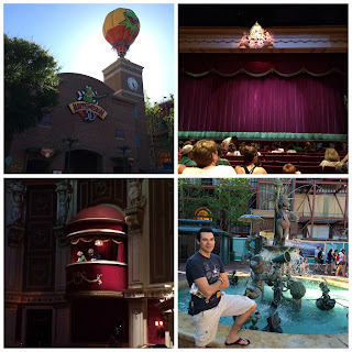 disney hollywood studios muppet vision 3D