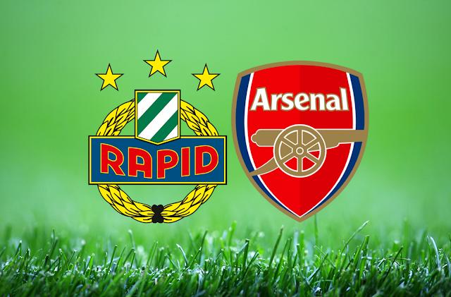 موعد مباراة أرسنال ضد رابيد فيينا والقنوات الناقلة في الدوري الأوروبي