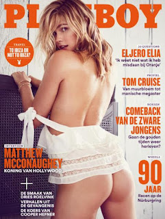 Playboy Netherlands – August 2017