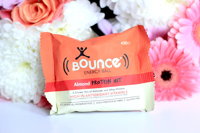Almond Bounce Energy Ball Review