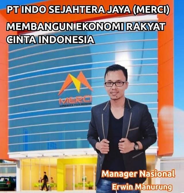 Kisah Nyata si Pedagang TELUR GULUNG Sontak Jadi MANEGER NASIONAL di PT.Indo Sejahtera Jaya (MERCI)