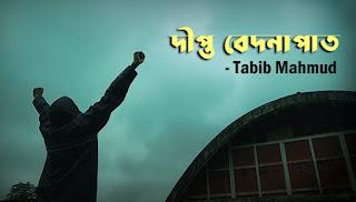 Dipto Bedonapat Lyrics (দীপ্ত বেদনাপাত) Tabib Mahmud