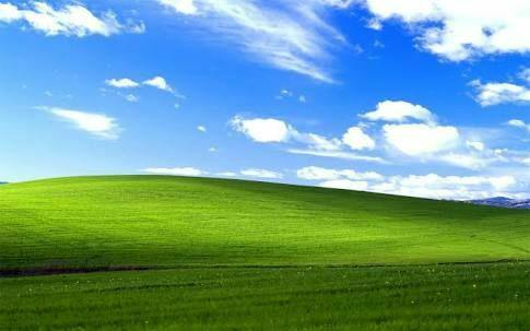What is History of this Windows Wallpaper?