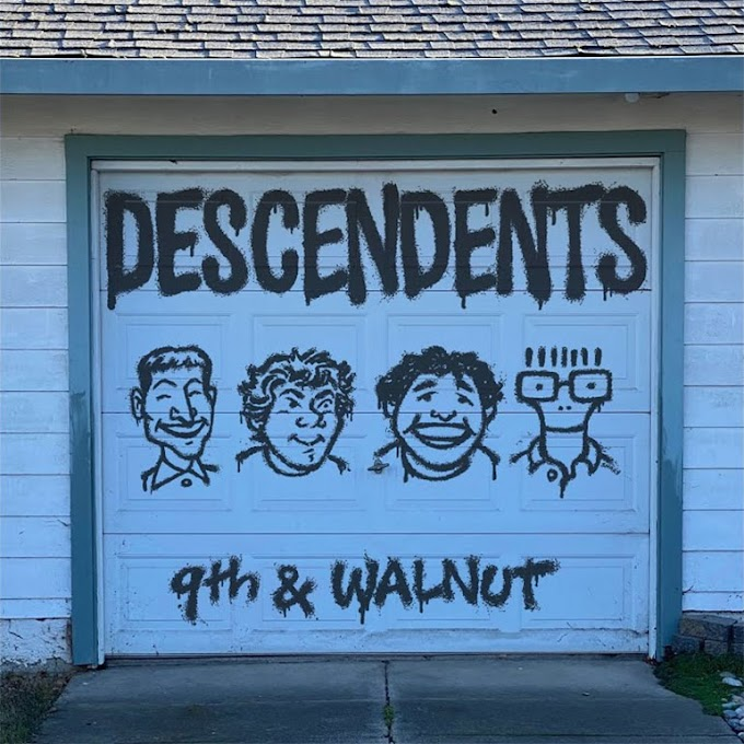 "Descendents announce new album ""9th & Walnut"" stream new song ""Baby Doncha Know"""