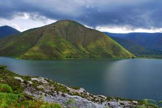Fakta menarik Danau Jampang, Danau Terbesar Di Tepi Sungai Mahakam