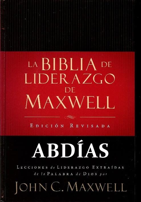La Biblia Del Liderazgo Maxwell - Abdías - Libros Cristianos Gratis Para Descargar  @tataya.com.mx