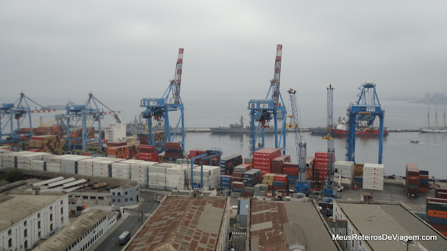 Porto de Valparaíso