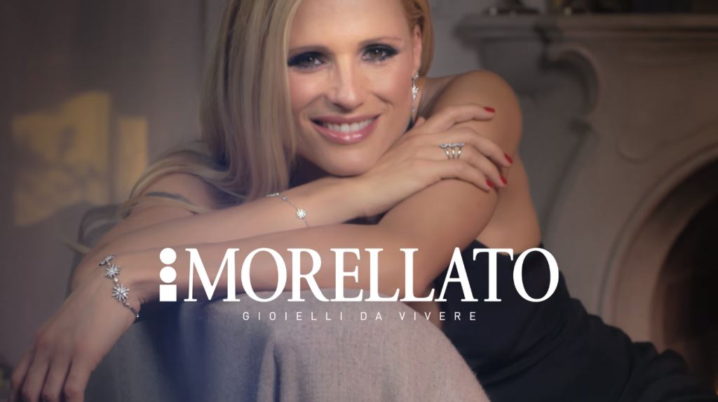 modella morellato gioielli spot 2016 testimonial