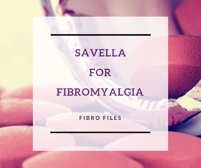 Savella milnacipran for fibromyalgia