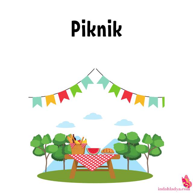 Piknik Saat Weekend