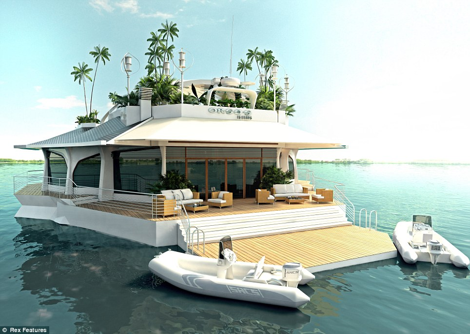 Land ahoy ! Snap up your own private island for £3m, but ...