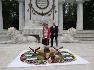 Marisela Ugalde y Silvano Leonardo Gómez Alarcón