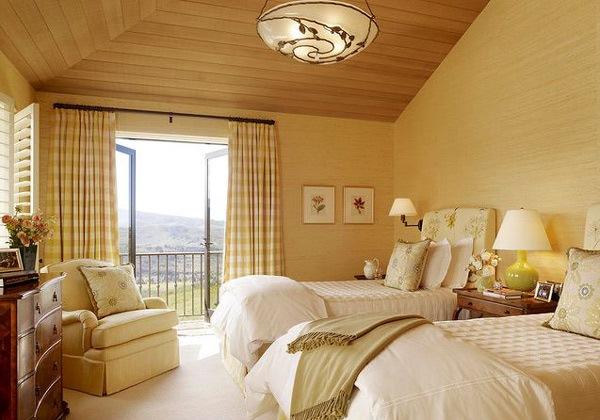5 Warna Dinding R Tidur Yang Dapat Membuat Anda Betah