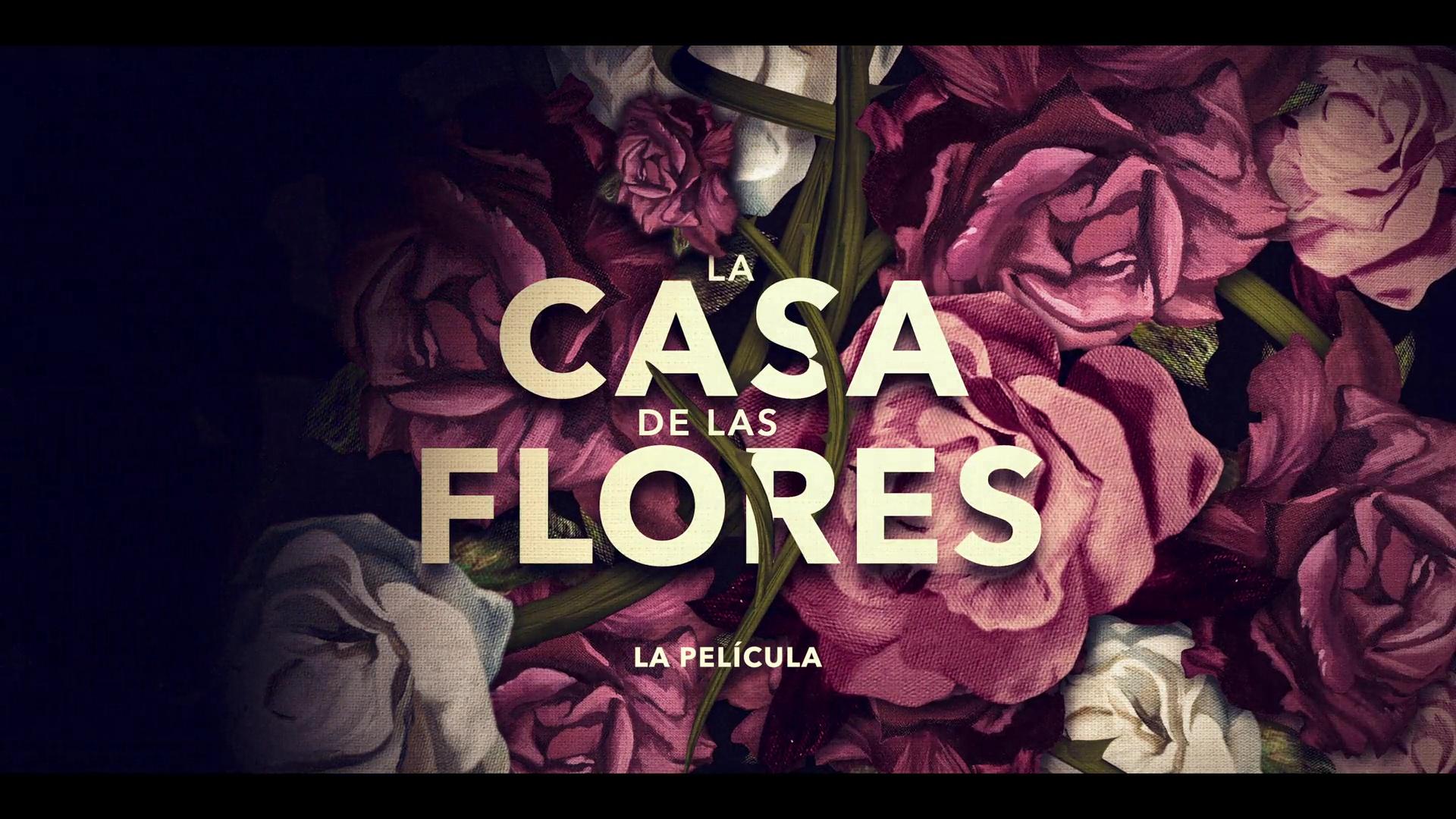 La casa de las flores: la película (2021) 1080p WEB-DL Latino