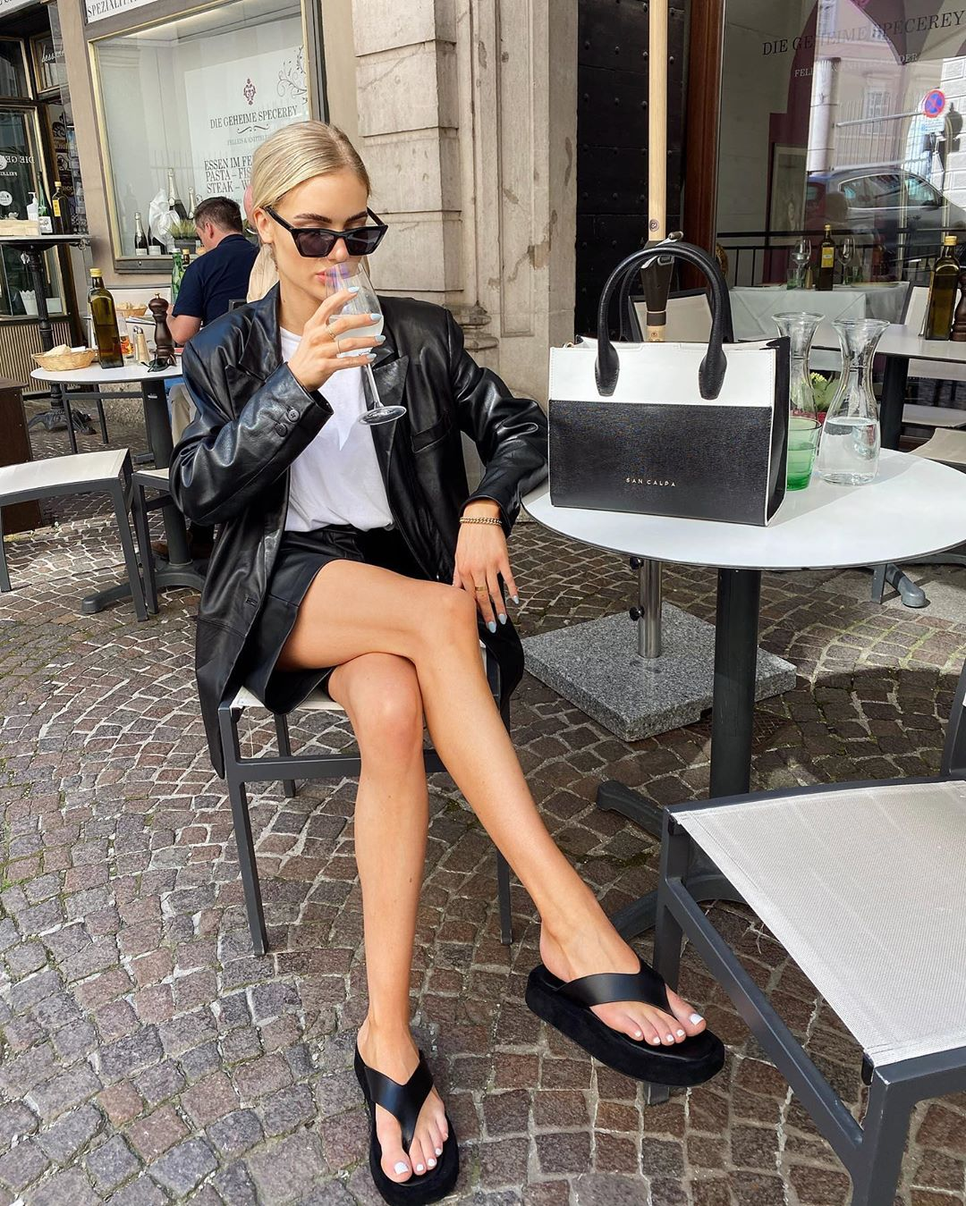 Chic Faux Leather Pieces To Start Wearing Now