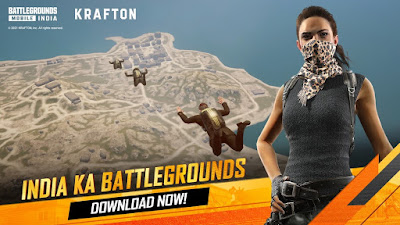 BATTLEGROUNDS MOBILE INDIA APK Download Android