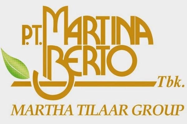 MBTO PENJUALAN PT MARTINA BERTO TURUN MENJADI Rp90,79 MILIAR HINGGA JUNI 2021