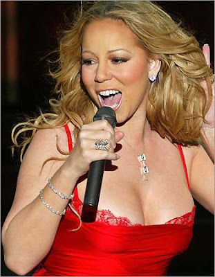 Mariah Carey Insures Her Vocal Cords And Hamstrings