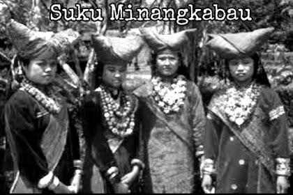 Sejarah Asal Usul Suku Minangkabau (Orang Minang)