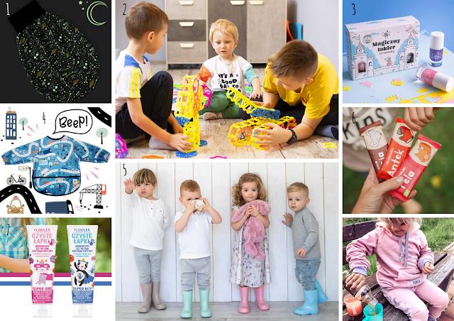 Produkty od polskich marek dla niemowlaka i starszaka. Przegląd perełek i nowości #2