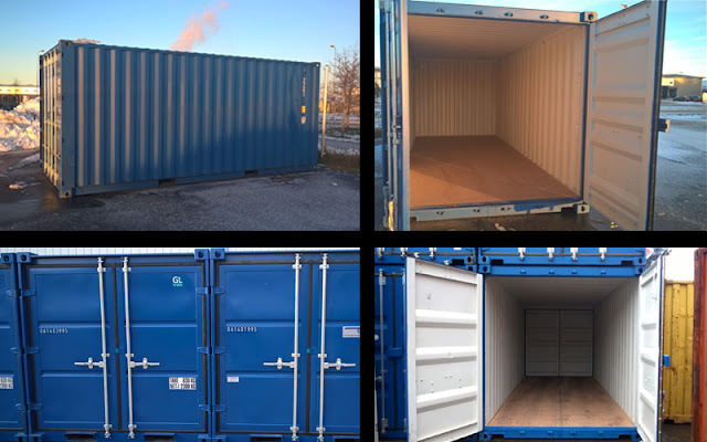 , FAQ 8: Used and new containers – what's the difference?, Buy Brand New Shipping Containers