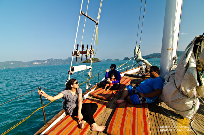 Langkawi Sunset Cruise Tropical Charters