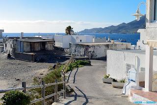 Calles de la Isleta del Moro, Cabo de gata