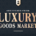 Charting the Rise and Fall of the Global Luxury Goods Market #infographic