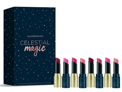 Shopping, Style and Us: India's Best Shopping and Self-Help Blog - World of Mini Lipsticks - areMinerals Celestial magic 8-Piece Mini Gen Nude Radiant Lipstick Collection