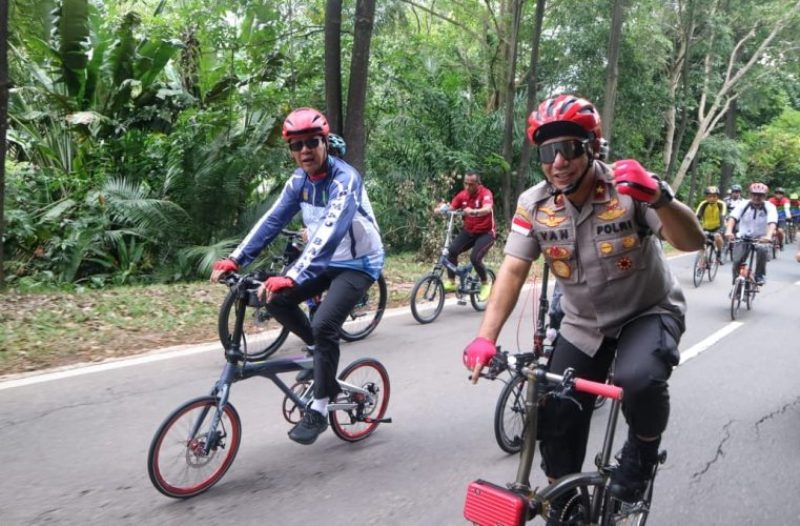 Pekan Depan, Kepri Bersepeda Akan Dimulai
