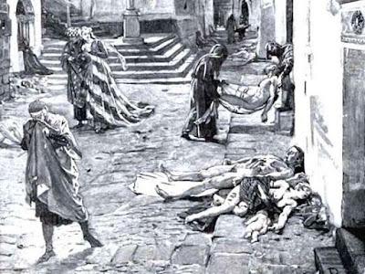 Tarihteki En Büyük 10 Doğal Afet / Kara Ölüm