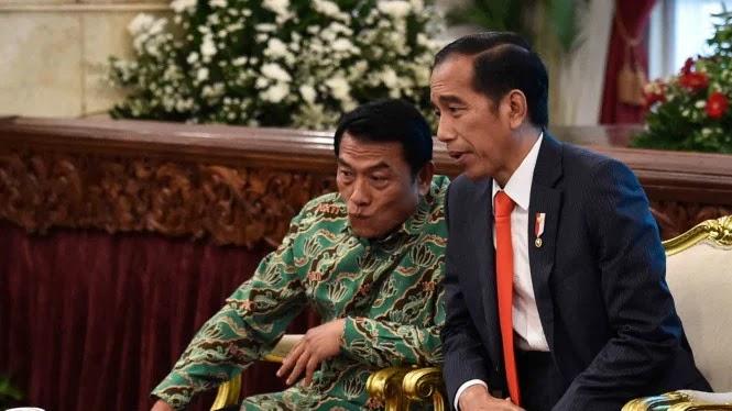 'Sentil' Jokowi dan Moeldoko, Tokoh Papua: Pura-pura Sidak Apotek Padahal Anak Buahnya Mafia Obat Cacing