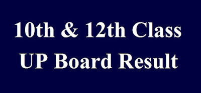 UP Board Result 2016, upresult.nic.in