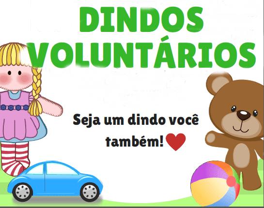 Campanha Dindo Voluntário