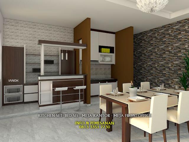 kitchen set modern surabaya