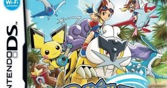 pokemon ranger trazos de luz descargar español