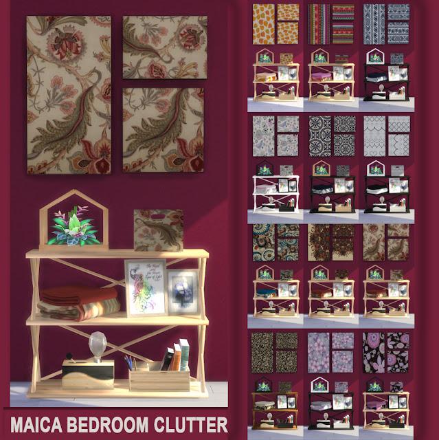 Clutter Dormitorio Maica 7