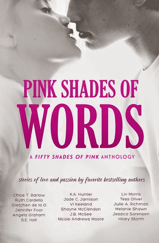 Blog Tour for the Pink Shades of Words Anthology