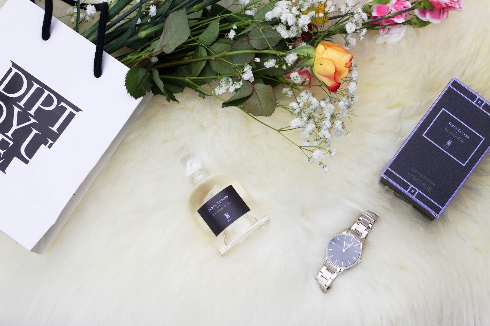 serge lutens, la vierge de fer, parfum serge lutens blogueuse, blog mode lyon, blog mode paris, beauté, blogueuse mode, blogueuse lyonnaise