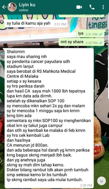 Agen Jual: SOP Subarashi Stem Cell, SOP 100+ Untuk Jerawat dan Utsukushhii Jerawat, di Pangandaran