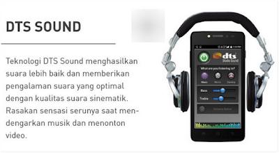 Andromax E2, HP 4G LTE 800 Ribuan Kaya Fitur