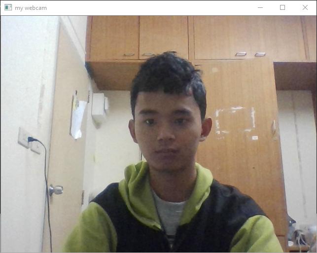 เริ่มต้น OpenCV 3 กับ Python