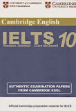 Free Download Cambridge IELTS 10 With PDF, Audio, And Answers