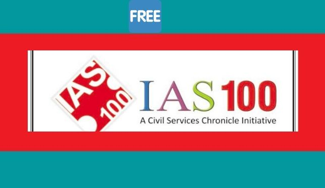 Chronicle IAS Complete Study Materials