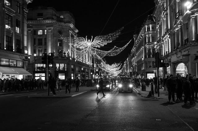 Regent street-Londra
